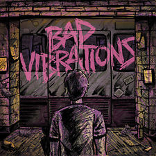 Buy Online A Day To Remember - Bad Vibrations Rare Coloured