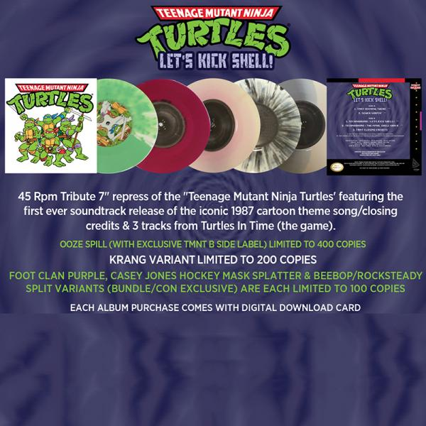 Buy Online Teenage Mutant Ninja Turtles - Let's Kick Shell! Teenage Mutant Ninja Turtles 7