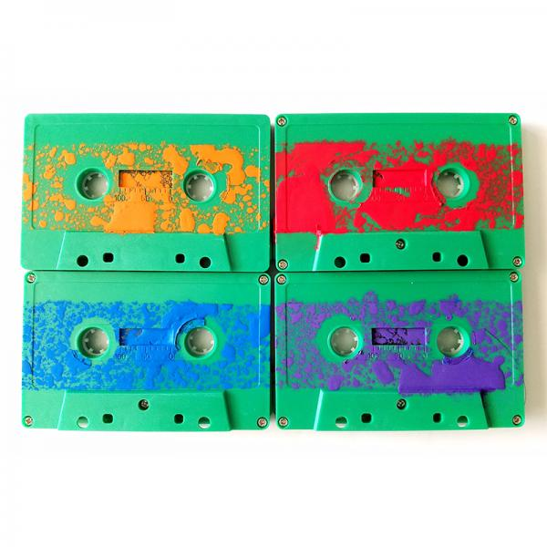 Buy Online Teenage Mutant Ninja Turtles - Let's Kick Shell Cassette