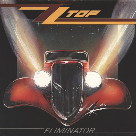 Buy Online ZZ Top - Eliminator Coloured Vinyl
