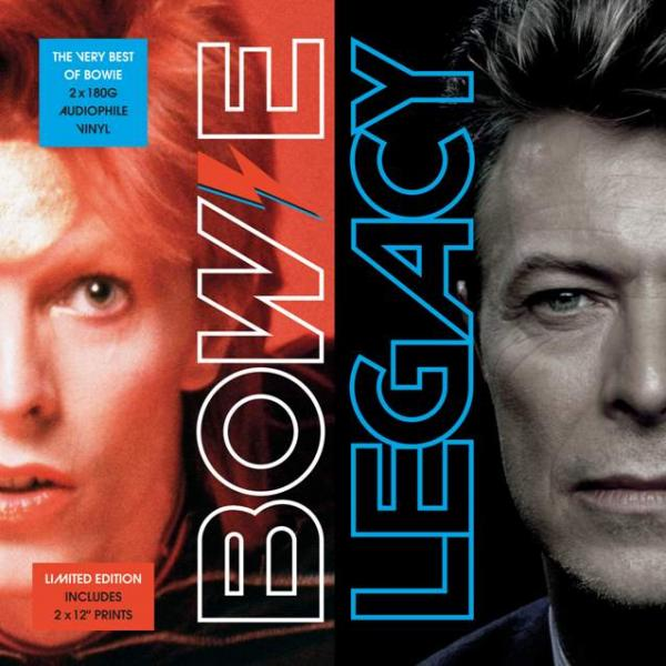 Buy Online David Bowie - Legacy: The Very Best Of David Bowie