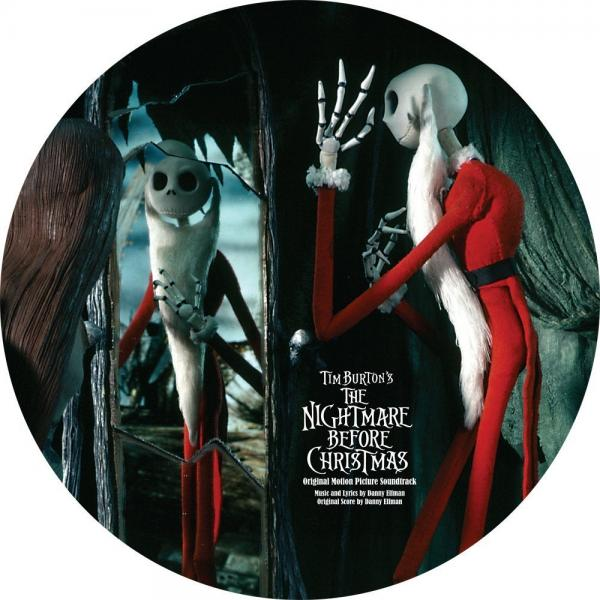 Buy Online Various Artists - The Nightmare Before Christmas Double Vinyl Picture Disc