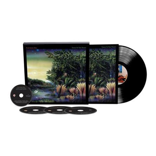 Buy Online Fleetwood Mac - Tango In The Night 30th Anniversary Deluxe Vinyl + CD Boxset