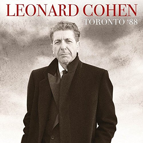 Buy Online Leonard Cohen - Toronto '88 - Live At Massey Hall Coloured Vinyl
