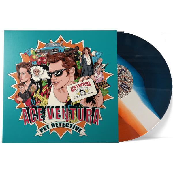 Buy Online Ace Ventura - Pet Detective Miami Colour Import Vinyl