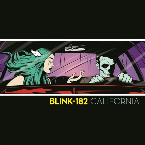 Buy Online Blink 182 - California Exclusive Pink & Black Double Vinyl