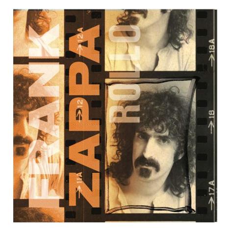Buy Online Frank Zappa - Rollo (Rollo/Rollo Interior Area/Rollo Goes Out) / Portland Improvisation 10-Inch Clear Vinyl