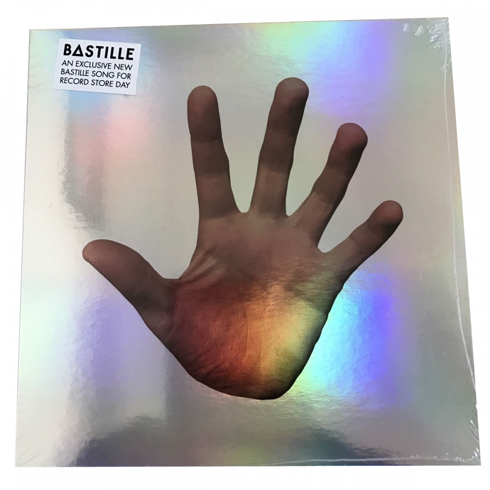 Buy Online Bastille - Comfort Of Strangers 7-Inch Vinyl