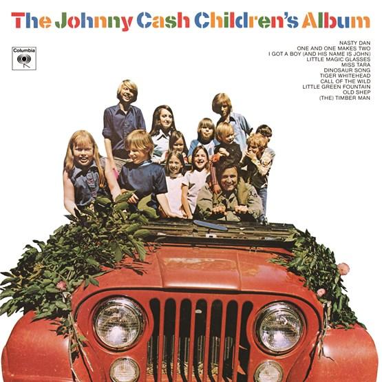 Buy Online Johnny Cash - The Johnny Cash Children's Album Vinyl