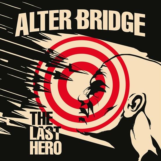 Buy Online Alter Bridge - The Last Hero Vinyl Picture Disc