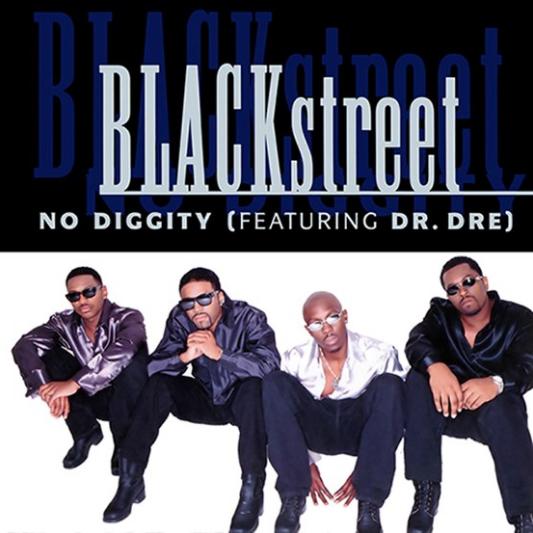 Buy Online Blackstreet  - No Diggity Vinyl