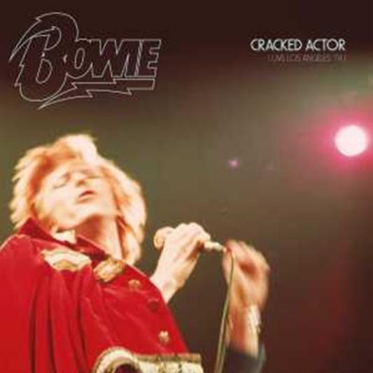 Buy Online David Bowie - Cracked Actor 12-Inch Vinyl (Live)