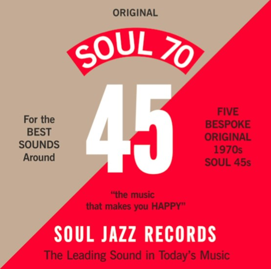 Buy Online Various Artists - Soul Jazz Records Presents - Soyul 70 7