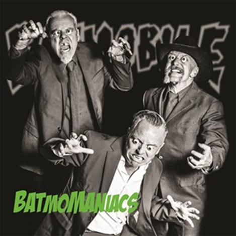 Buy Online Batmobile - BatmoManiacs Gold Vinyl