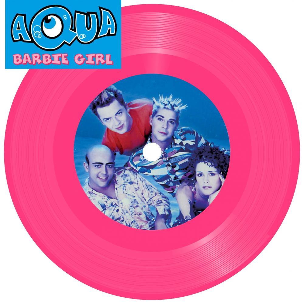 Buy Online Aqua - Barbie Girl 7-Inch Vinyl