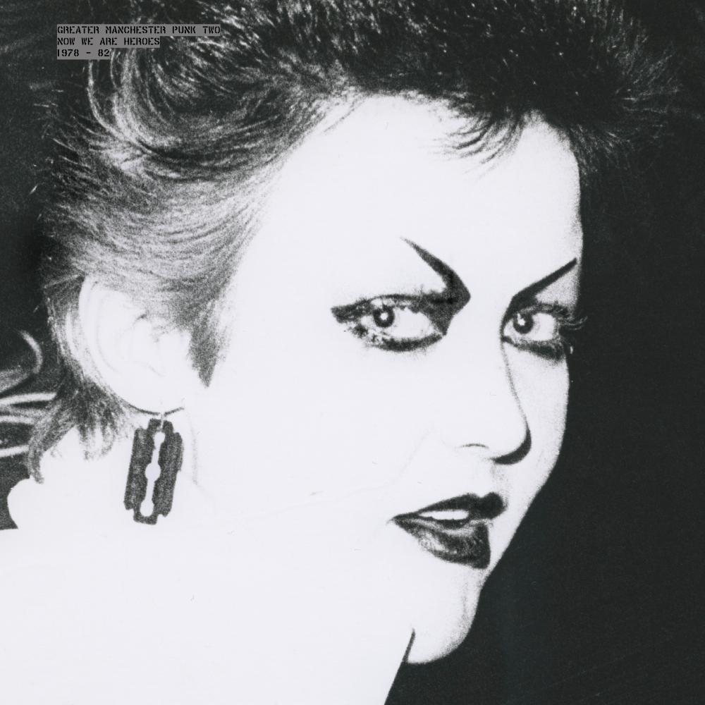 Buy Online Various Artists - Greater Manchester Punk Volume 2 Vinyl