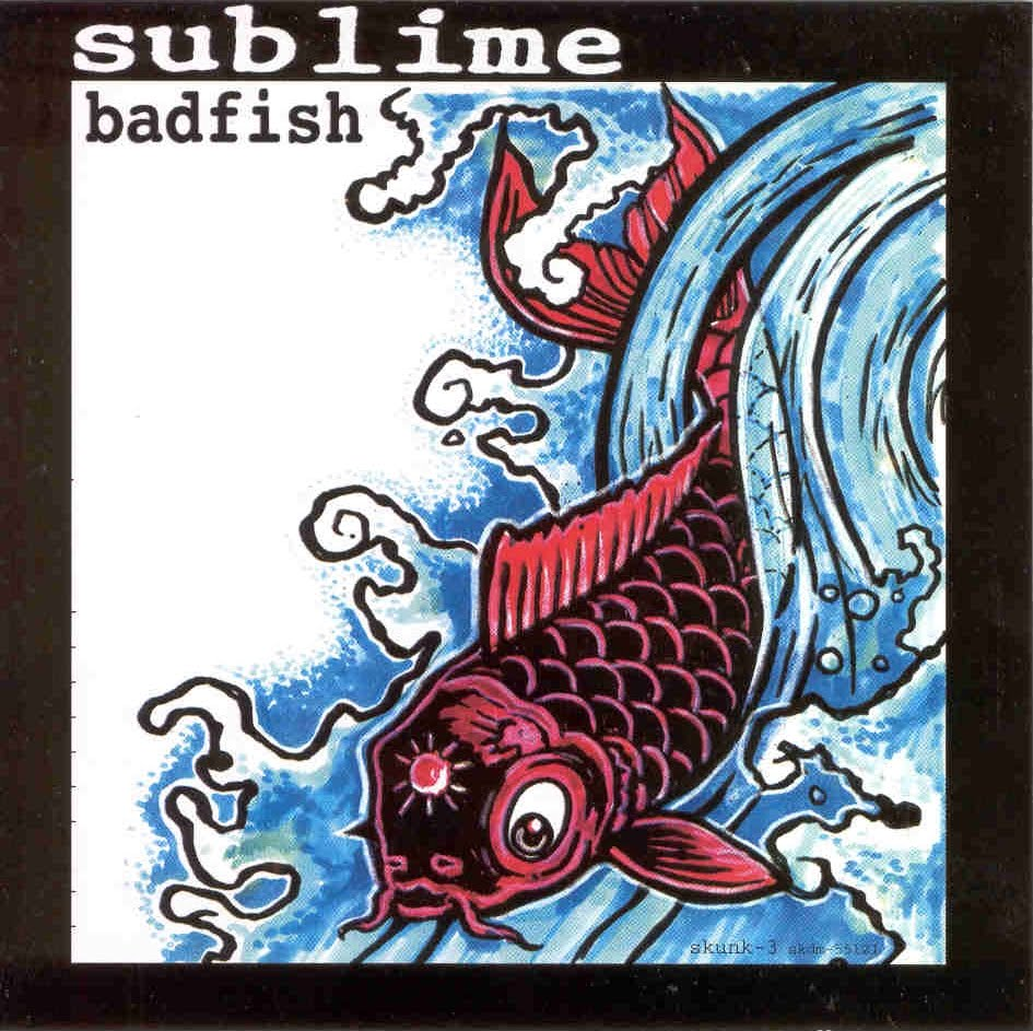 Buy Online Sublime - Badfish Vinyl EP