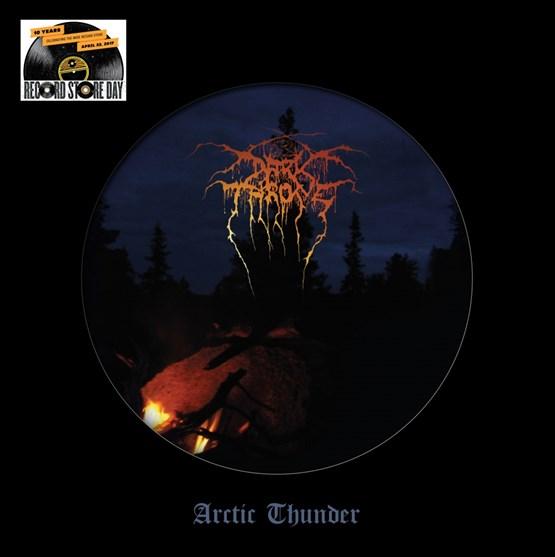 Buy Online Darkthrone  - Arctic Thunder Picture Disc Vinyl