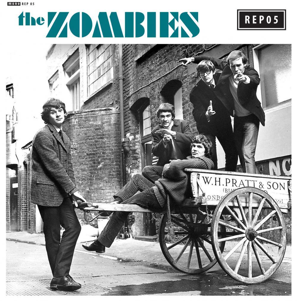 Buy Online The Zombies - Broadcast 66 Vinyl EP