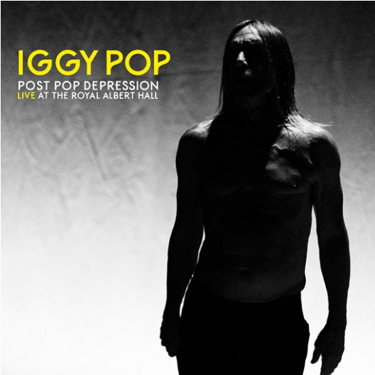 Buy Online Iggy Pop - Post Pop Depression: Live At The Royal Albert Hall Triple Vinyl
