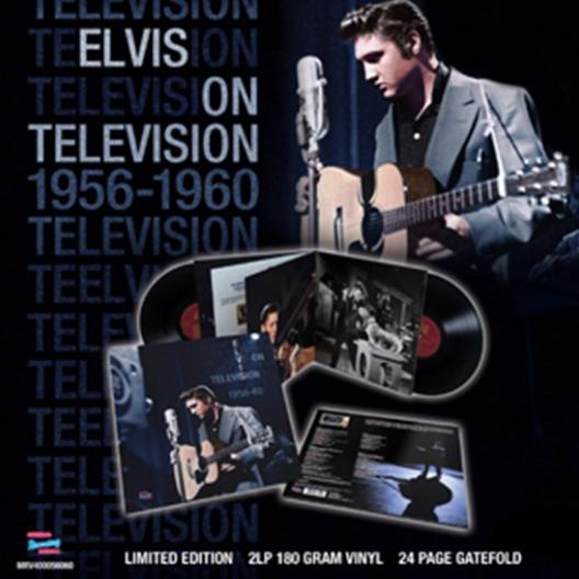 Buy Online Elvis Presley - Elvis on Television 1956- 1960 Double Vinyl