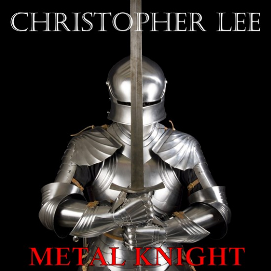 Buy Online Christopher Lee - Metal Knight 10-Inch Vinyl Picture Disc