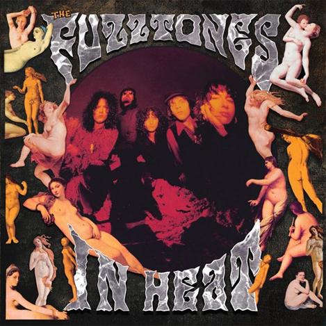 Buy Online Fuzztones - In Heat Red Vinyl