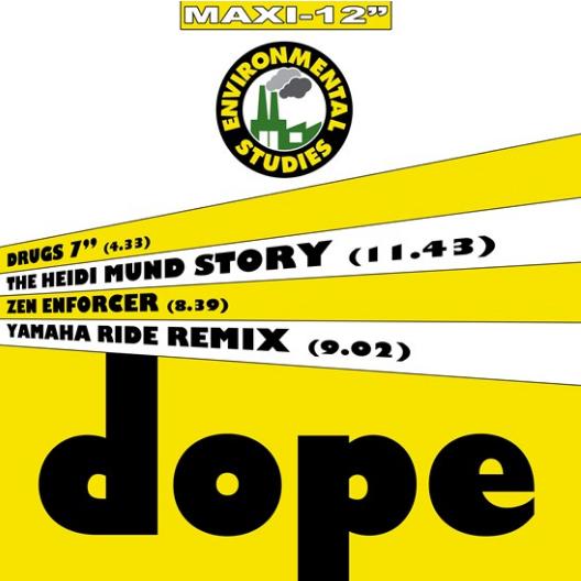 Buy Online Dope - Drugs Vinyl