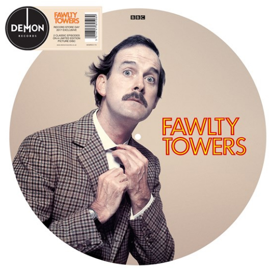 Buy Online Fawlty Towers - Fawlty Towers Picture Disc Vinyl