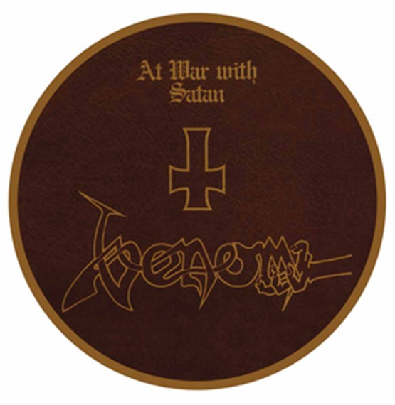 Buy Online Venom - At War With Satan Vinyl Picture Disc
