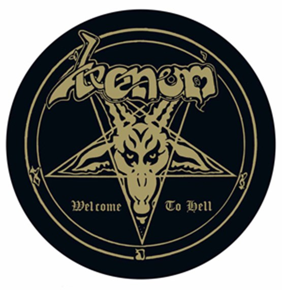 Buy Online Venom - Welcome To Hell Vinyl Picture Disc