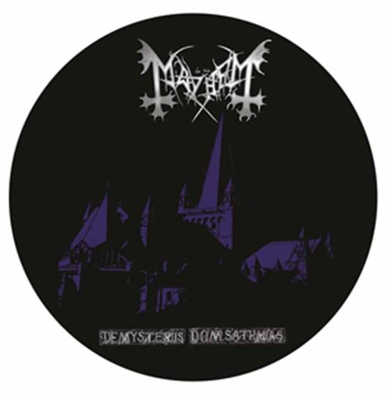 Buy Online Mayhem - De Mysteriis Dom Sathanas Vinyl Picture Disc