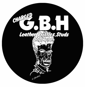 Buy Online GBH  - Leather, Bristles, Studs And Acne Vinyl Picture Disc