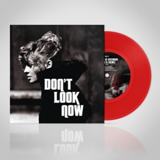 Buy Online Pino Donaggio - Don't Look Now 7-Inch Red Vinyl