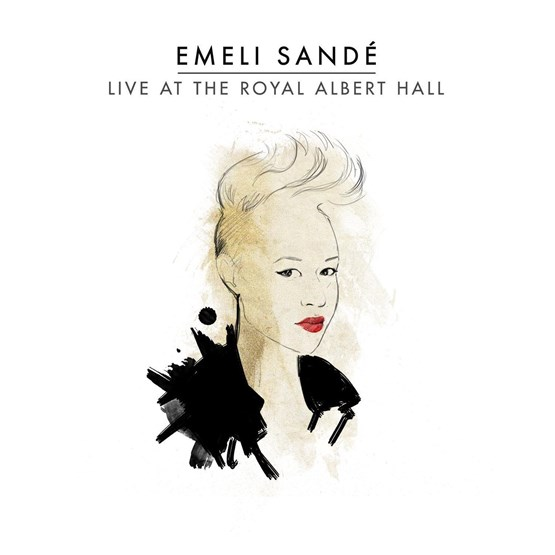 Buy Online Emeli Sandé - Live At The Royal Albert Hall Double White Vinyl