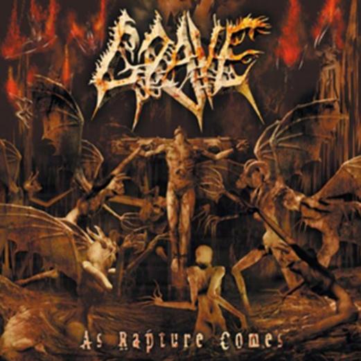 Buy Online Grave - As Rapture Comes Vinyl