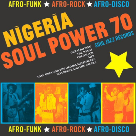 Buy Online Various Artists - Soul Jazz Records Present: Nigeria Soul Power 70 Boxset