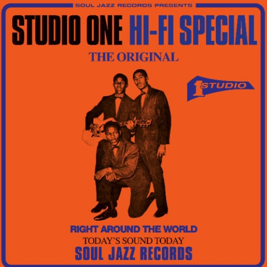 Buy Online Various Artists - Soul Jazz Records Present: Studio One Hi-Fi Special 7-Inch Collectors Boxset