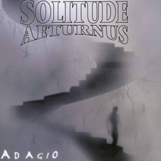 Buy Online Solitude Aeturnus - Adagio Grey Double Vinyl