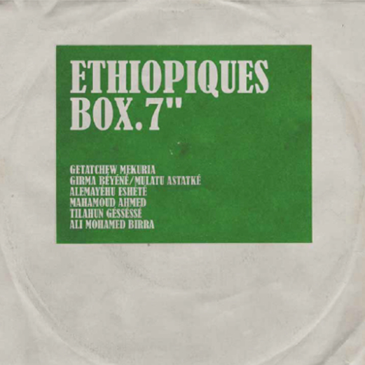 Buy Online Ethiopiques - Ethiopiques Boxset