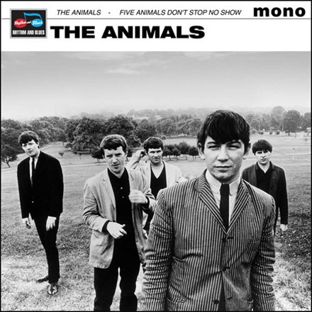 Buy Online The Animals - Five Animals Don't Stop No Show Vinyl
