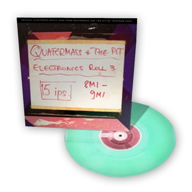 Buy Online Quatermass And The Pit - Electronic Cues 10-Inch Vinyl