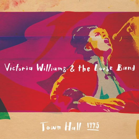 Buy Online Victoria Williams - Town Hall 1995 Vinyl