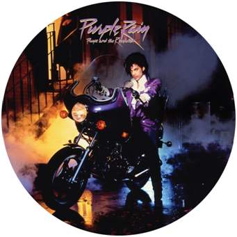 Buy Online Prince And The Revolution - Purple Rain Picture Disc