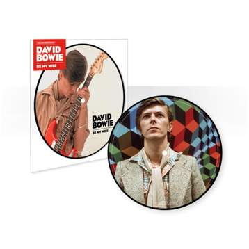 Buy Online David Bowie - Be My Wife 40th Anniversary 7-Inch Picture Disc