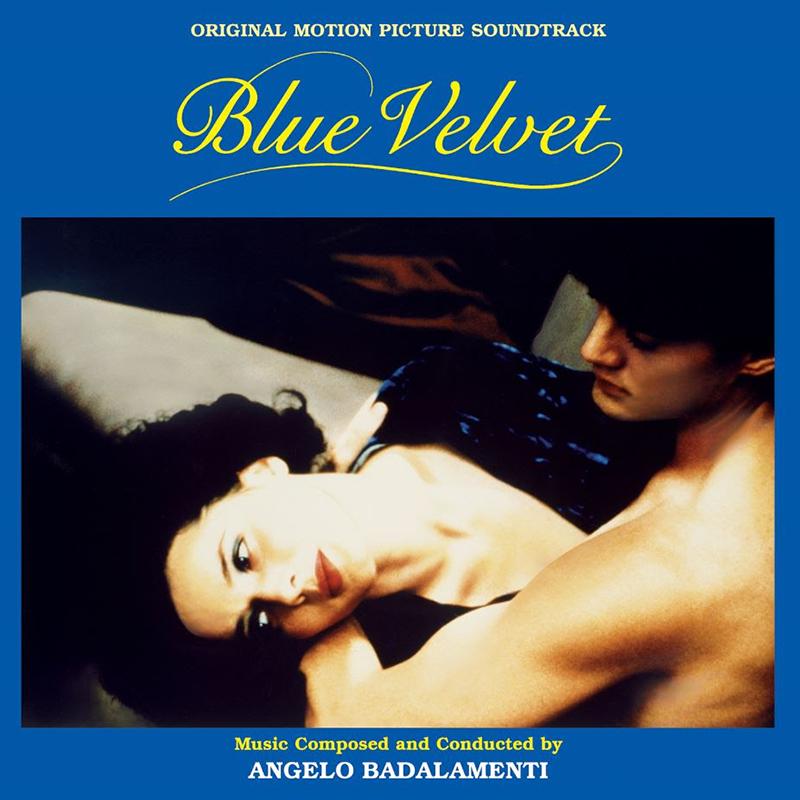 Buy Online Angelo Badalamenti - Blue Velvet OST Vinyl