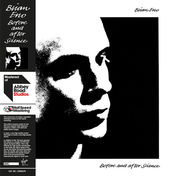 Buy Online Brian Eno - Before And After Science Vinyl