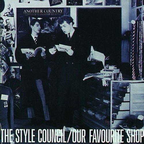 Buy Online The Style Council - Our Favourite Shop Lilac Vinyl