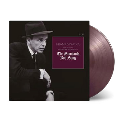 Buy Online Frank Sinatra - The Standards Bob Sang Purple Double Vinyl