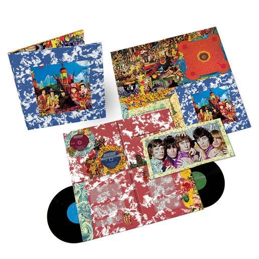 Buy Online The Rolling Stones - Their Satanic Majesties Request: 50th Anniversary Special Edition (2 x LP + 2 x SACD)